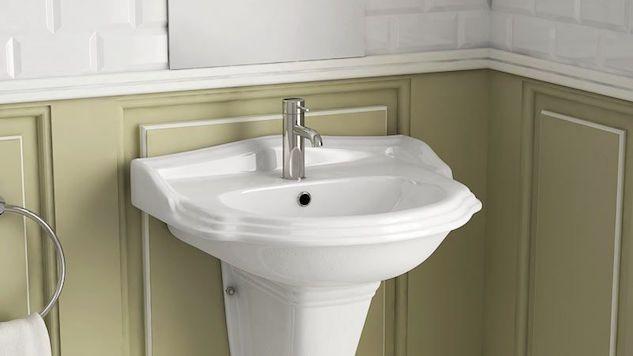 hauteur lavabo