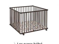 soldes parc bébé