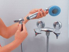 flexible de douche