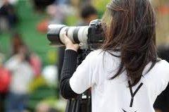 Bain de lumière photographe pour portrait femme
