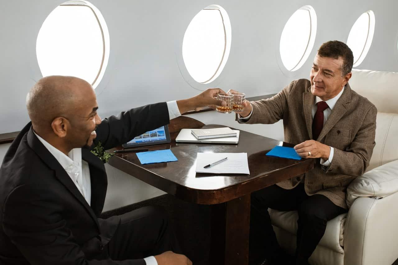 jet privé business