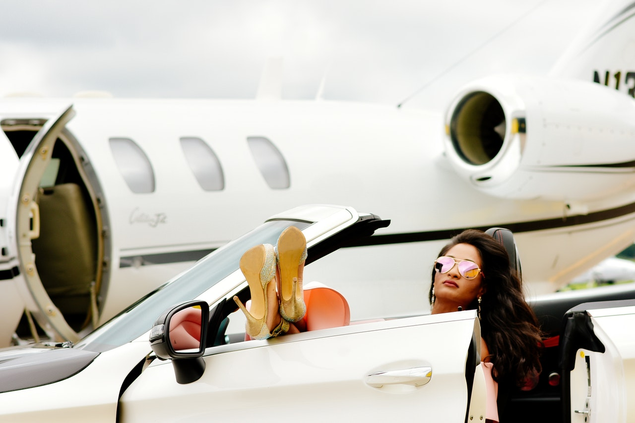 Location de jet privé