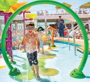 Jeux d'eau de Vortex 13 manières de s'amuser dans l'eau